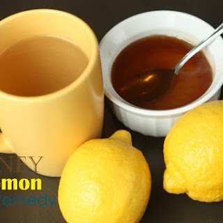 Honey Lemon Cold Remedy