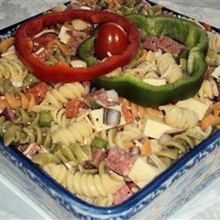 Pasta Deli Salad.