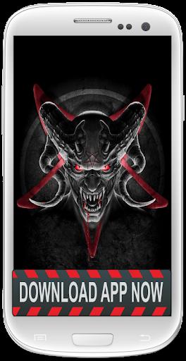 Satanic Android Live Wallpaper