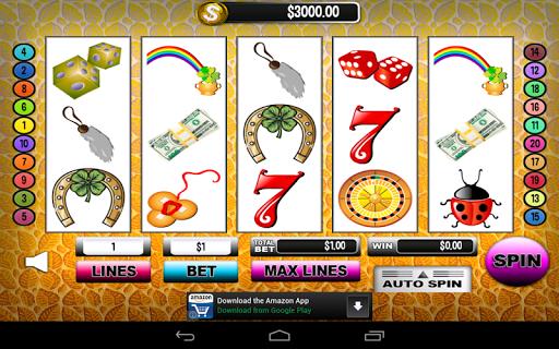 Millionaire Luck Gold