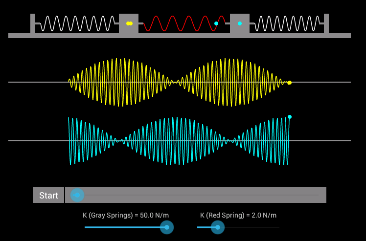 Physics - Oscillations- screenshot