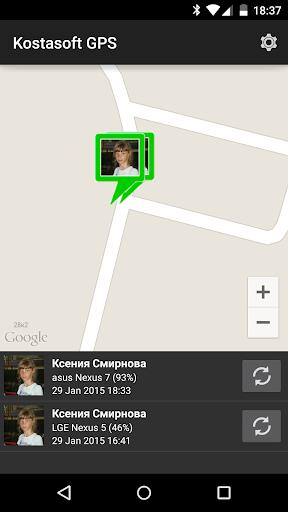 Kostasoft GPS