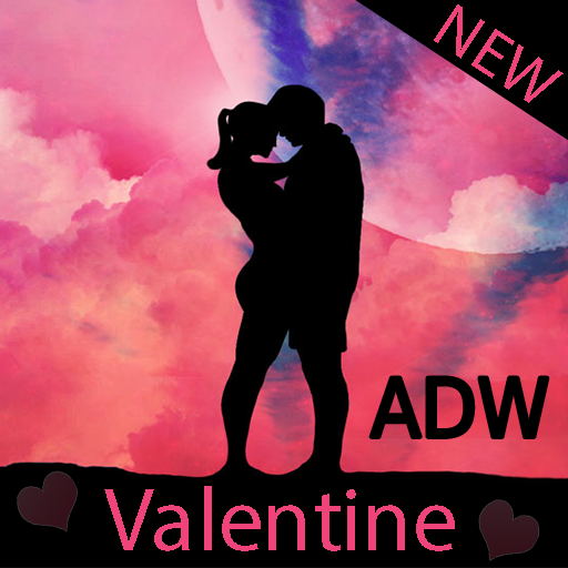 ADW主題情人節 個人化 App LOGO-硬是要APP
