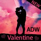 Valentine Day Theme for ADW icon