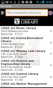 VU Library - screenshot thumbnail