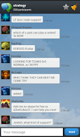 Screenshot of LoL TALK Lite