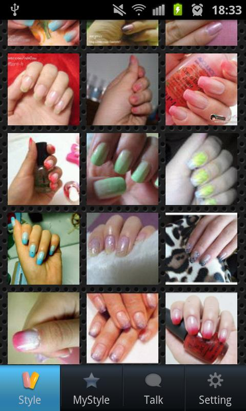 NailTalk_NailArt Style - screenshot