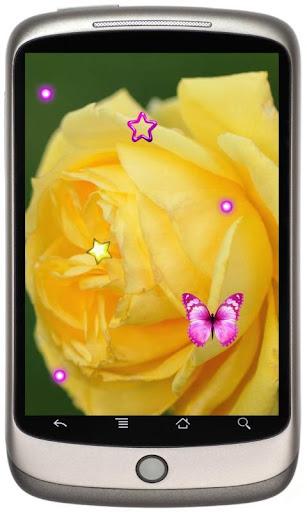 Roses n Love live wallpaper