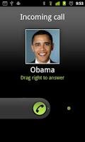 Screenshot of Fake the Call Lite