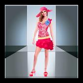 Model Dress Up