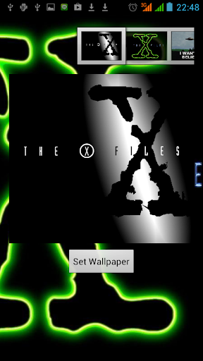 The X-Files Wallpaper