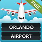 FLIGHTS Orlando Airport icon