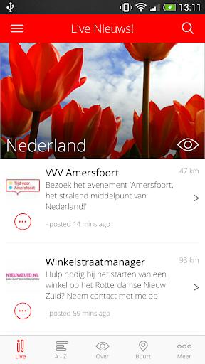Nederland - Stapping Stone