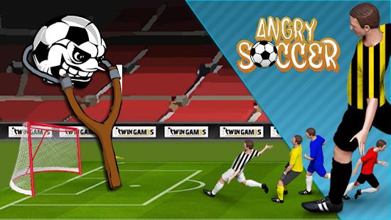 憤怒的足球 Angry Soccer