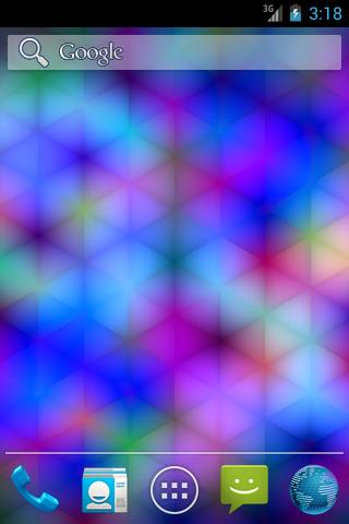 Hexagon Live Wallpaper