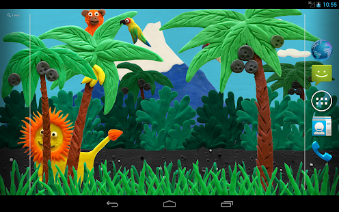 Jungle Live wallpaper Free Screenshot 6