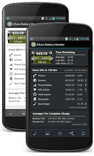 GSam Battery Monitor - screenshot thumbnail