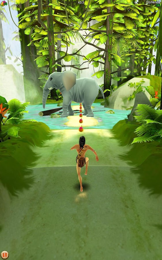 Tarzan Unleashed- screenshot