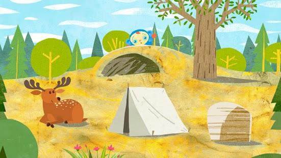 Peekaboo Goes Camping Game- screenshot thumbnail