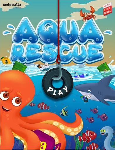 Ocean Rescue Game