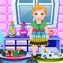 Washing Clothes Baby Games icon