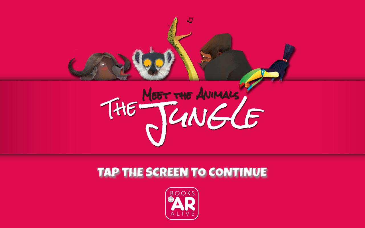Meet the Animals. The Jungle - screenshot