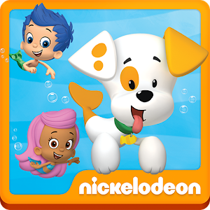 Bubble guppies puppy learn and play
