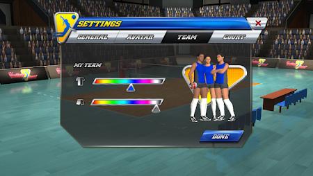 VolleySim: Visualize the Game 1.11 screenshot 715568