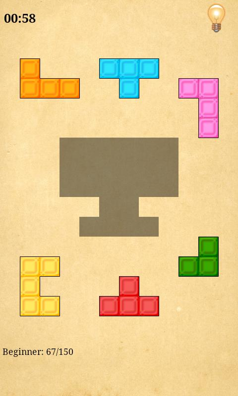 Clever Blocks- screenshot