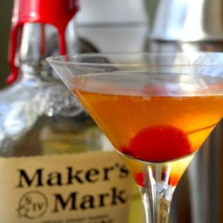 Ginger Gold Rush Cocktail