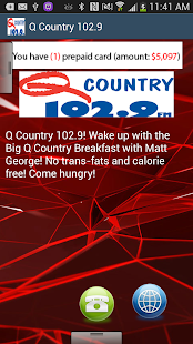 Q Country 102.9 - screenshot thumbnail