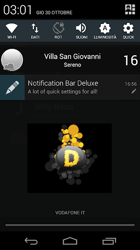 Notification Bar Deluxe