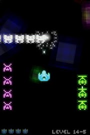 Voxel Invaders (Free) Screenshot 1