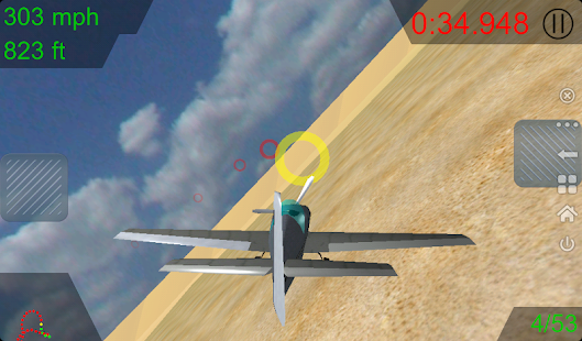 Race Pilot 3D- screenshot thumbnail