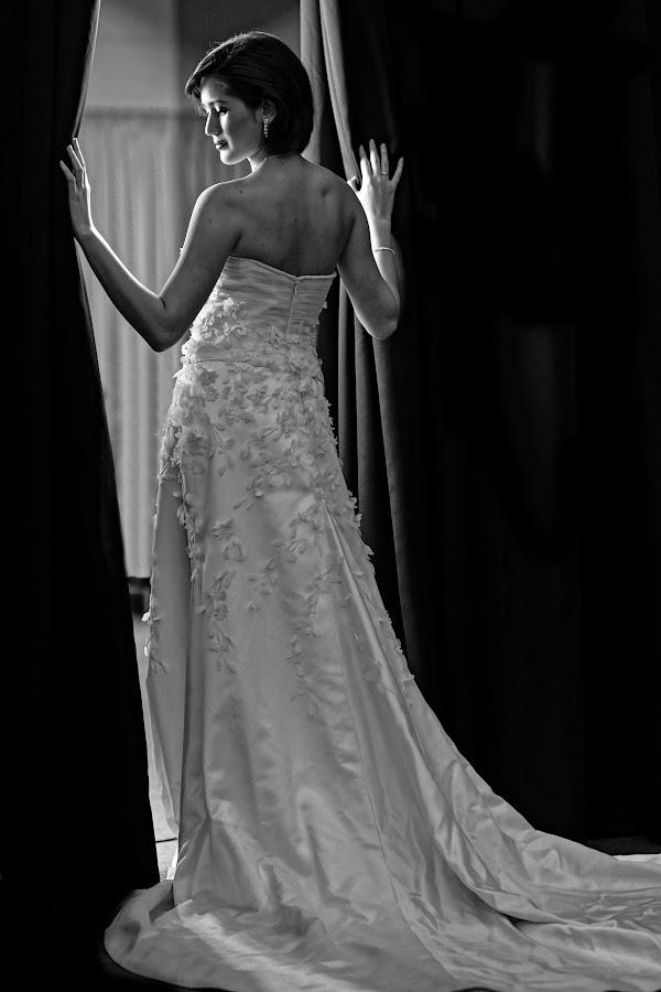 by Don Davies - Black & White Portraits & People ( woman, b&w, portrait, person )
