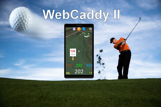 WebCaddy II GPS Golf
