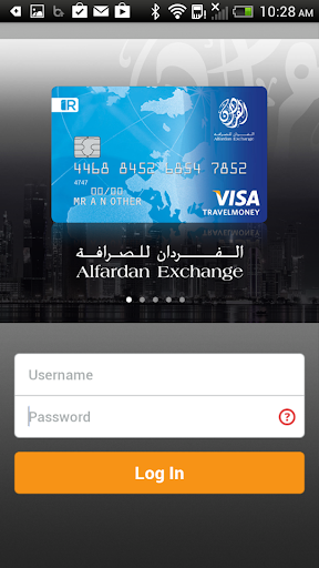 Alfardan Travel Card