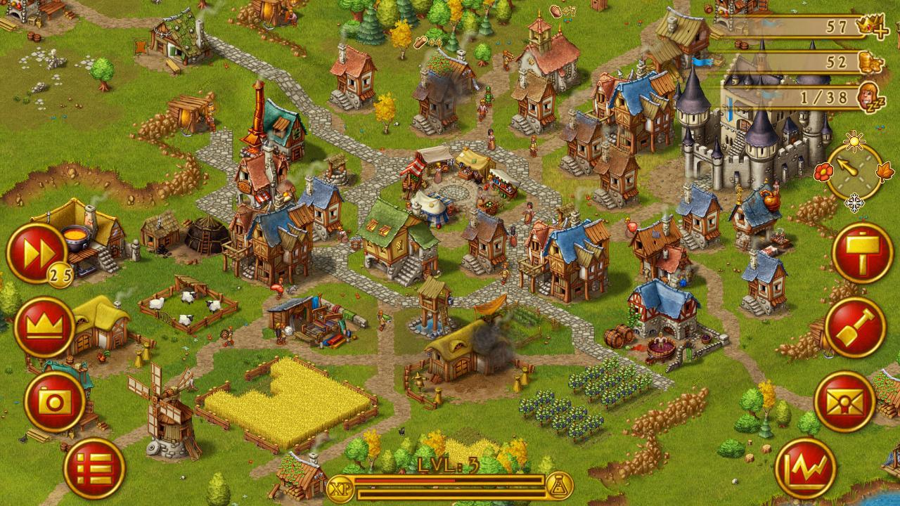 Townsmen - screenshot