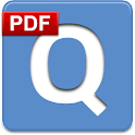 qPDF Notes - PDF-Reader Pro icon