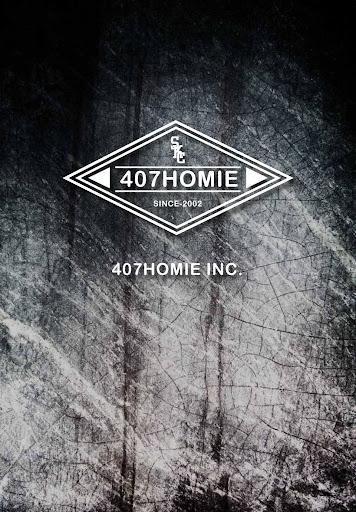 407HOMIE SKC 潮流服飾 粉絲APP