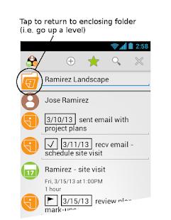Perinote Organizer - screenshot thumbnail