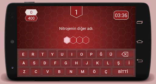 Kelime Oyunu 2.7 screenshots 3