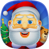 Santa Dress Up-Christmas Games