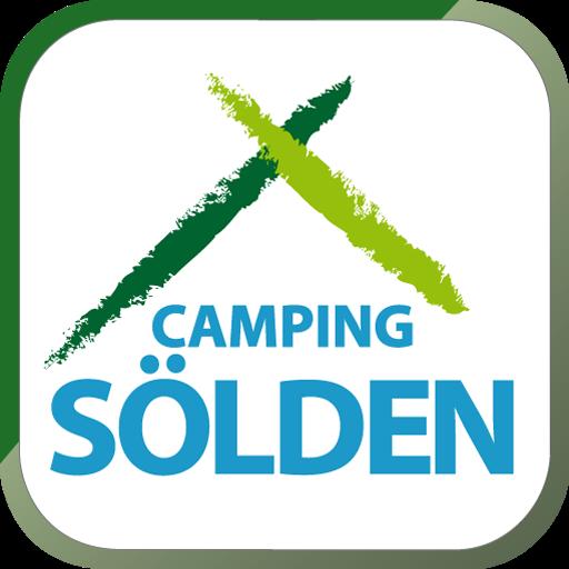 Camping Sölden LOGO-APP點子
