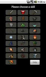 Runescape Calculator - screenshot thumbnail