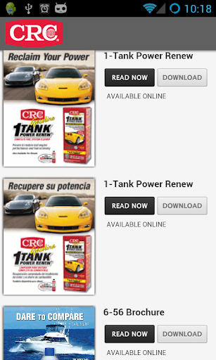 CRC - Auto Marine Products