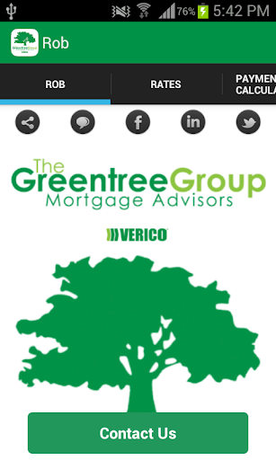 Greentree Group Mortgage App