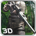 Lone Army Sniper Shooter icon