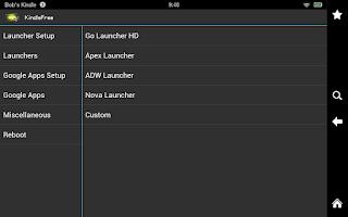 Screenshot of KindleFree (Free)