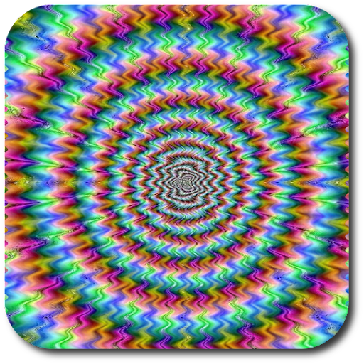 Psychedelic Camera Effect